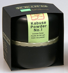 Bio Kabuse-Pulver No. 1 in der 30g Schmuckdose - Keiko Green Tea - 1