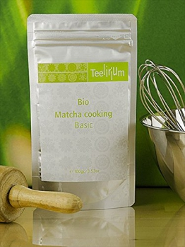 Bio Matcha cooking Basic XL - 1