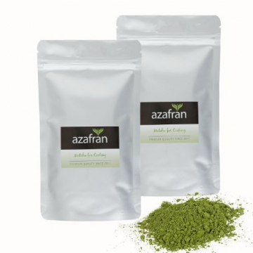 BIO-Matcha Grüntee Pulver - Original aus Japan | Premium for Cooking (200g) Azafran® - 1