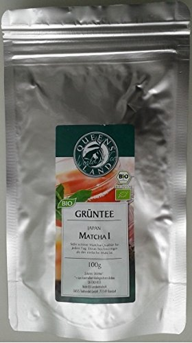 Queensland Japan Matcha I Grüntee (bio, vegan) - 1