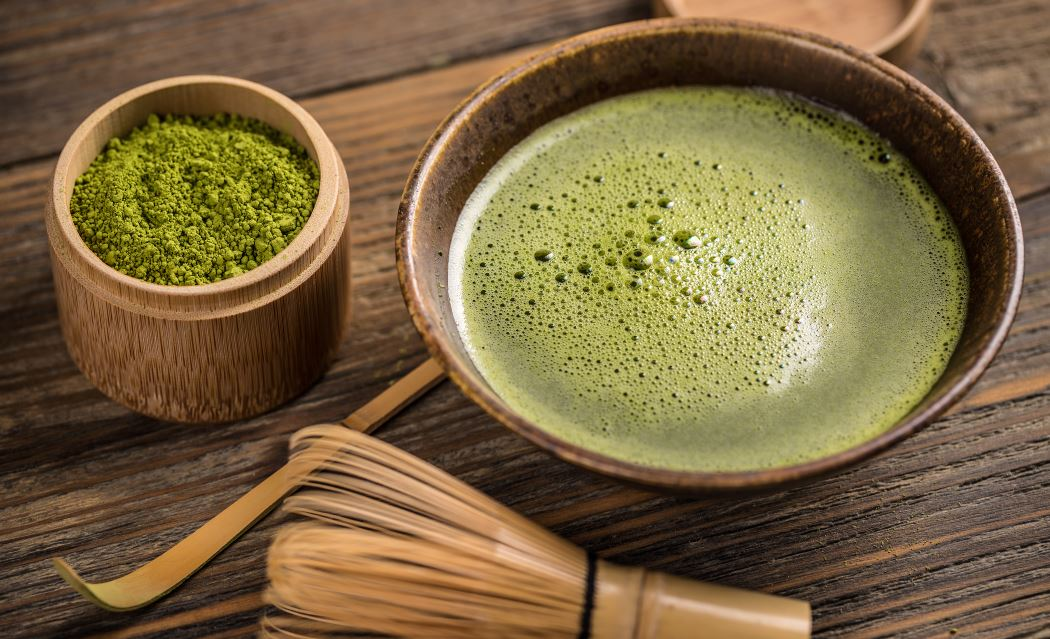 Matcha green Tea, Buy Powder, Latte Recipes